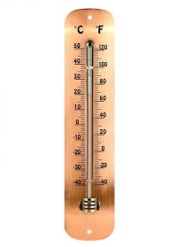 Термометр медный для дома и дачи Esschert Design TH91 фото