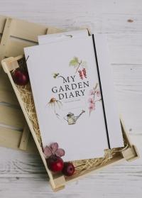 Подарок садоводу Дневник садовода от Петры Мейсон Consta Garden фото