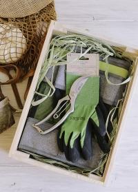 Подарочный набор садоводу и дачнику Уход за садом от Consta Garden фото
