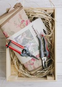 Подарочный набор садоводу и дачнику «Сбор урожая» GardenGirl фото 1