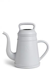 Дизайнерская лейка для цветов 8 л. Lungo Light Grey Xala фото