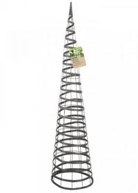 Опора для вьющихся растений Faux Rattan Obelisk Slate Smart Garden фото