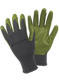 Перчатки для прополки обливные для садоводов и флористов Fresh Green от Briers фото