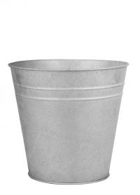 Оцинкованное кашпо-горшок для цветов 14 см. OZ51 Esschert Design фото