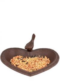 Кормушка для птиц Сердце FB362 Esschert Design фото