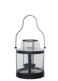 Подсвечник-фонарь для большой свечи WL68 Esschert Design фото