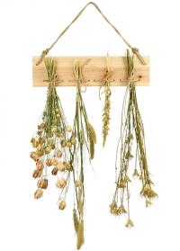 Сушилка для трав и цветов деревянная настенная FH002 Esschert Design фото