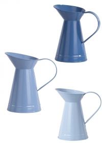 Кувшин-ваза для цветов Blue Shades EL100 Esschert Design фото