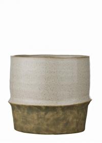 Кашпо керамическое для комнатных растений Helsia 15,5 см Lene Bjerre фото