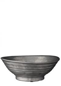 Интерьерная металлическая ваза в форме чаши Dalianna Lene Bjerre фото