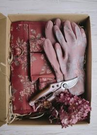 Подарок садоводу Всегда под рукой Classic Cherry GardenGirl от Consta Garden фото
