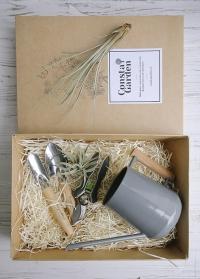 Подарок цветоводу «Уход за комнатными растениями» Burgon & Ball от Consta Garden фото