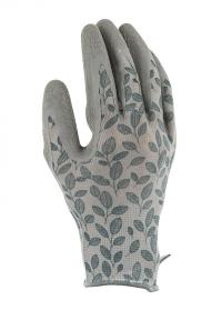 Перчатки садовые с латексом Eglantine Grey AJS-Blackfox фото