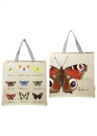 Сумка-шоппер хозяйственная Бабочки Butterfliers TP313 Esschert Design фото