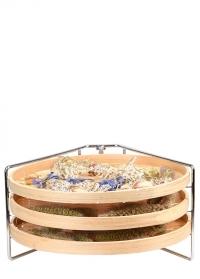 Настольная круглая сушилка для цветов и трав FH009 Esschert Design фото