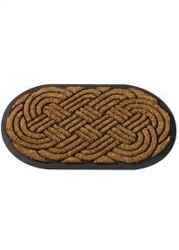 Коврик придверный овальный Celtic Knot Smart Garden фото