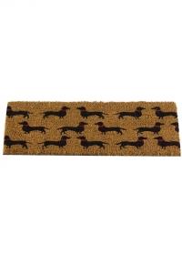 Коврик придверный из кокосового волокна Dogs! Decoir Mat от Smart Garden фото