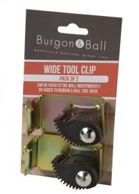 Фиксатор широкий для садовых инструментов Burgon & Ball фото