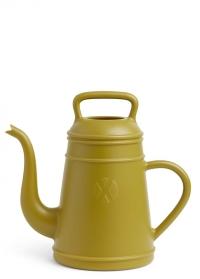 Дизайнерская садовая лейка-кофейник 8 л. XALA Lungo Curry Yellow фото
