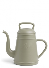 Дизайнерская садовая лейка-кофейник 8 л. XALA Lungo Olive Grey фото