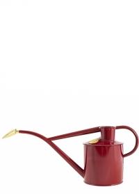 Лейка для комнатных цветов 1 л. HAWS The Rowley Ripple Burgundy фото