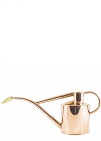 Лейка для комнатных цветов 1 л. HAWS The Rowley Ripple Copper фото
