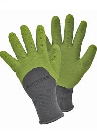 Перчатки садовые многофункциональные с латексом Multi-Task Lime Briers фото