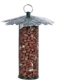Кормушка для птиц под орехи Дубовые листья FB483 Esschert Design фото