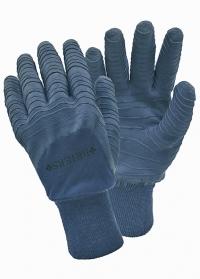 Перчатки садовые с латексным покрытием Multi-Grip All Rounder Navy Briers фото
