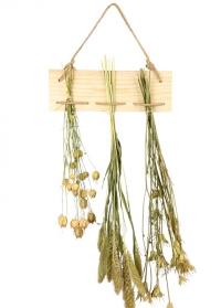 Сушилка для трав и цветов настенная с резинками FH003 Esschert Design фото
