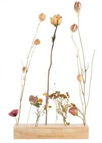 Деревянная подставка для сухоцветов FH018 Esschert Design фото