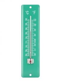 Термометр настенный 20 см. Blech Blue Lagoon AJS-Blackfox фото