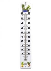 Термометр настенный большой 40 см Herbs AJS-Blackfox фото