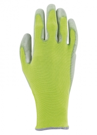 Перчатки тонкие для цветов и садовых работ Lime Colors AJS-Blackfox фото