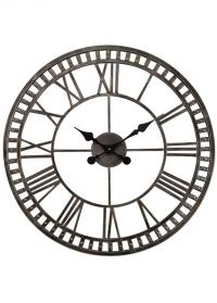 Часы скелетоны настенные уличные 60 см Buxton Smart Garden фото