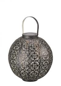 Декоративный фонарь на солнечной батарее Damasque Bronze Smart Garden фото