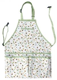 Фартук садовый с карманами для инструментов Пчелы BEE02 Esschert Design фото