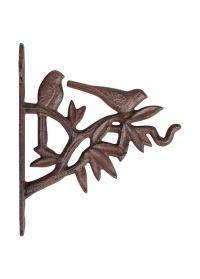 Кронштейн настенный «Птицы» Esschert Design