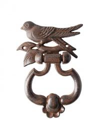 Дверная ручка-молоток «Птица» Esschert Design