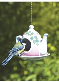 Кормушка для птиц «Чайник» Esschert Design