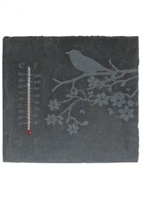 Термометр уличный настенный «Птичка» LS212 Esschert Design фото
