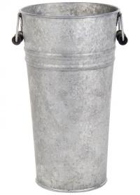 Оцинкованная ваза для цветов 4 литра OZ33 Esschert Design фото