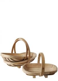 Набор корзин плетеных из шпона MW19 Esschert Design фото