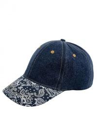 Кепка джинсовая GardenGirl Denim Collection CAP12 фото