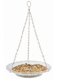 Кормушка для птиц стеклянная Тарелка FB309 Esschert Design фото