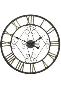 Уличные часы настенные большие Marlbury Briers