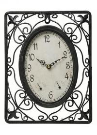 Часы уличные кованые Malmesвury Briers фото