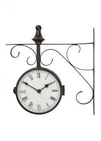 Уличные часы-термометр Warminster Briers