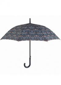 Зонт-трость «Земляничный» Strawberry Thief by William Morris Briers