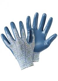 Перчатки садовые с нитрилом «Марокканские узоры» Briers